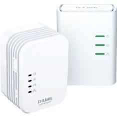 D-Link PowerLine DHP-W311AV - Starter Kit - puente - 802.11b/g/n - conectable en la pared