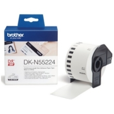 Brother DKN55224 - cinta - 1 bobina(s) - Rollo (5,4 cm x 30,5 m)