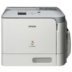 IMPRESORA EPSON LASER COLOR AL-C300DN WORKFORCE A4- 31PPM- USB- RED- DUPLEX IMPRESION