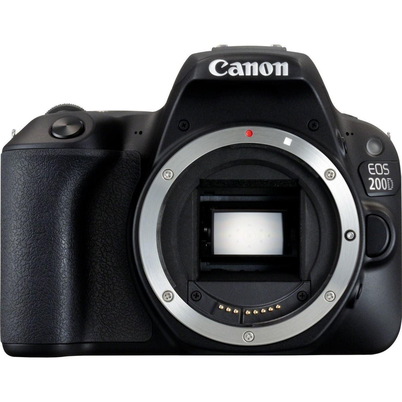 Canon EOS 200D - cámara digital - solo carcasa