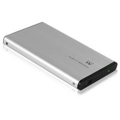 Eminent EW7042 - caja de almacenamiento - ATA-133 - USB 2.0