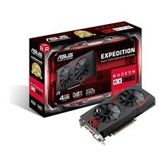 TARJETA GRAFICA ASUS RADEON EX-RX570-4G 4GB GDDR5 DVI
