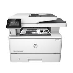 MULTIFUNCION HP LASER MONOCROMO LASERJET PRO 400 M426FDN FAX- A4- 38PPM- USB- RED- ADF- EPRINT- DUPLEX