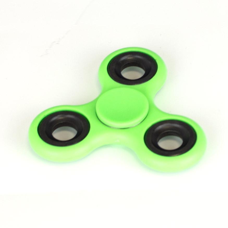 Fidget-spinner-verde