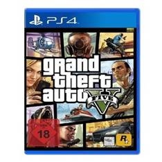 Juego ps4 - grand theft auto // gta v // gta 5