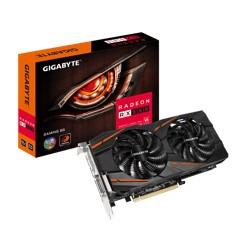 TARJETA GRAFICA GIGABYTE AMD RADEON RX 580 GAMING 8GB