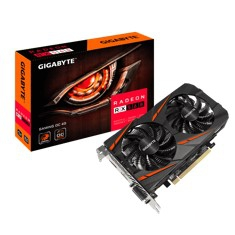 VGA GIGABYTE AMD RADEON RX 560 GAMING OC 4GB GDDR5