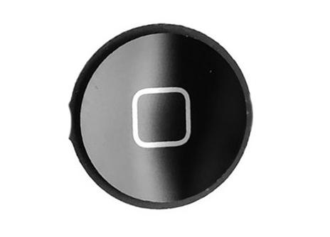 Repuesto boton home apple ipad2 negro (sin flex)