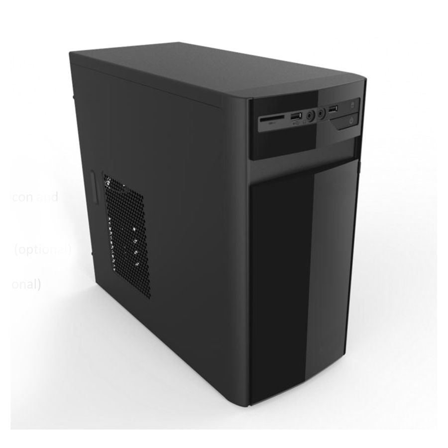 Ordenador pc phoenix / intel g4560 / 4gb ddr4 / 240 ssd / regrabadora dvd / windows 10