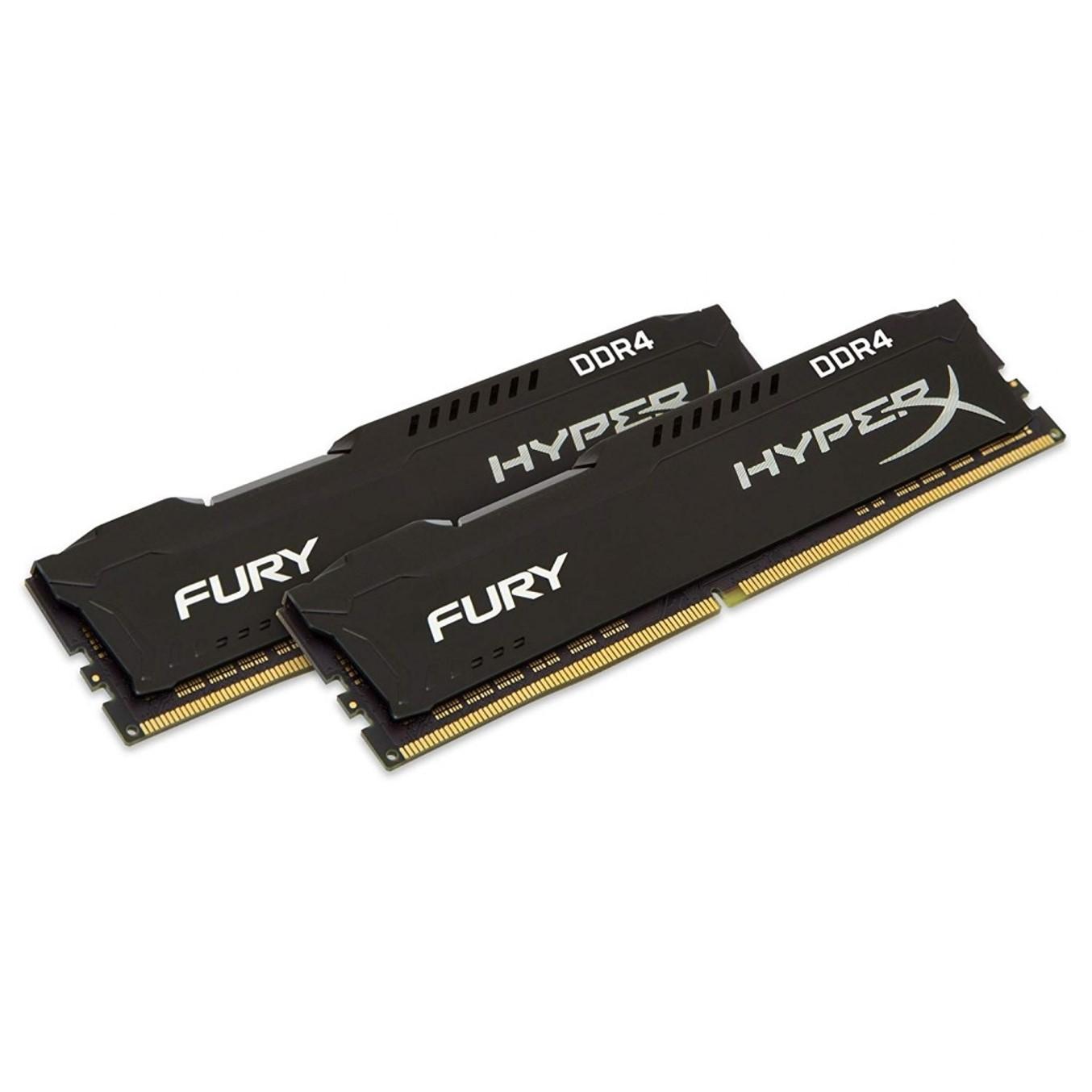 MEMORIA DDR4 16GB (2 X 8GB) PC4-19200 2400MHZ CL15