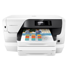 IMPRESORA HP INYECCION COLOR OFFICEJET PRO 8218 A4- 20PPM- USB- RED- WIFI- DUPLEX