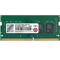 MEMORIA DDR4 4GB TRANSCEND 2400MHZ   SO-DIMM 260PINS