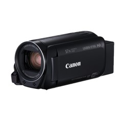 Canon LEGRIA HF R86 - cámara de vídeo portátil - almacenamiento: tarjeta