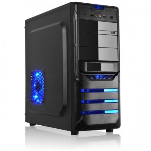 CAJA ORDENADOR ATX L-LINK LEONIS USB 3.0 CON FUENTE DE