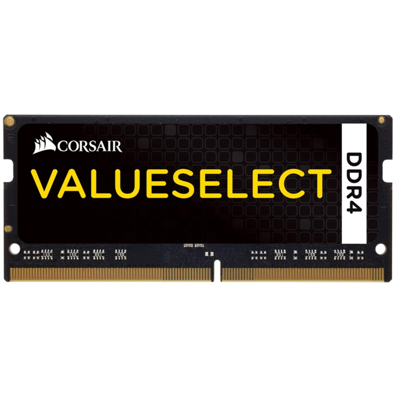 MEMORIA DDR4 SODIMM 4GB CORSAIR VALUESELECT
