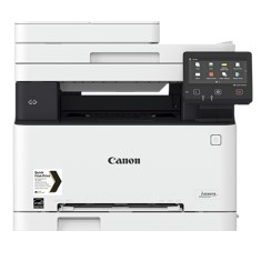 MULTIFUNCION CANON MF633CDW LASER COLOR I-SENSYS BLANCA A4- 18PPM- RED- USB- PANEL TACTIL- AIRPRINT- WIFI- ADF- DUPLEX IMPRESION