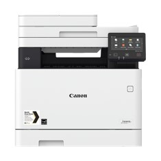 MULTIFUNCION CANON MF734CDW LASER COLOR I-SENSYS FAX- A4- 27PPM- USB- RED- WIFI- PCL- DUPLEX IMPRESION- AIRPRINT- NFC- ADF DOBLE CARA- BLANCA