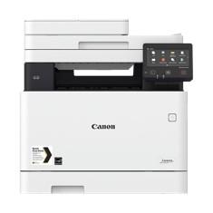 MULTIFUNCION CANON MF735CX LASER COLOR I-SENSYS FAX- A4- 27PPM- USB- RED- WIFI- PCL- DUPLEX IMPRESION- AIRPRINT- NFC- ADF DOBLE CARA- BLANCA