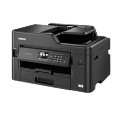 MULTIFUNCION BROTHER INYECCION COLOR MFC-J5330DW FAX- A3- A4- 35PPM- 128MB- LCD TACTIL- USB- WIFI- WIFI-DIRECT- DUPLEX IMPRESION- ADF- IMPRIME DESDE U