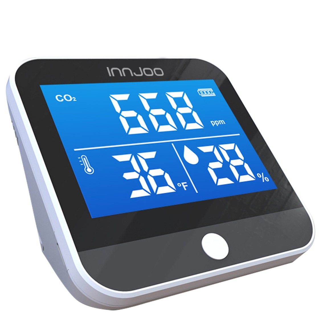 Detector De Co2 Innjoo  0.0