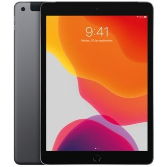 Apple ipad wifi + cell 32gb - 10.2pulgadas - space grey