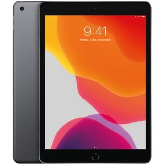 Apple ipad wifi 128gb - 10.2pulgadas - space grey