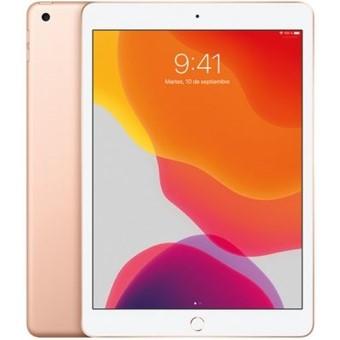 Apple ipad wifi 128gb - 10.2pulgadas - gold