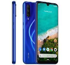 Telefono movil smartphone xiaomi mi a3 azul 6.08pulgadas -  128gb rom -  4 gb ram -  48+8+2mpx -  32mpx -  dual sim -  huella -  4000 mah