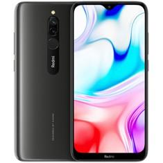 Telefono movil smartphone xiaomi redmi 8 black -  6.22pulgadas -  64gb rom -  4gb ram -  12+2 mpx -  8 mpx -  5000 mah -  huella -  4g