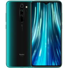 Telefono movil smartphone xiaomi redmi note 8 pro - 6.53pulgadas -  green -  128gb rom -  6gb ram -  64+8+2+2 mpx - 20 mpx -  4500 mah -  4g -  huella -  gorilla glass 5 -  octa core