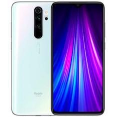 Telefono movil smartphone xiaomi redmi note 8 pro - 6.53pulgadas -  white -  64gb rom -  6gb ram -  64+8+2+2 mpx - 20 mpx -  4500 mah -  4g -  huella -  gorilla glass 5 -  octa core