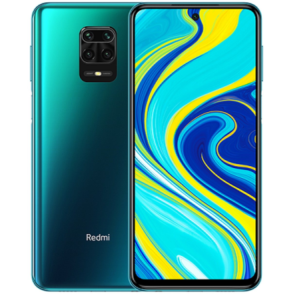 "TELEFONO MOVIL SMARTPHONE XIAOMI REDMI NOTE 9S AURORA BLUE / 6.67""/ 128GB ROM/ 6GB RAM/ 48+8+5+2MPX/ 16MPX/ 5020 MAH/ 5G/ HUELLA/ OCTA CORE"