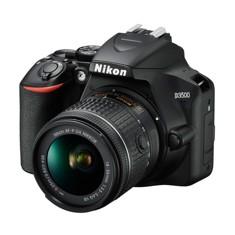 Camara nikon reflex d3500 24.2 mp 18-55 wifi/full