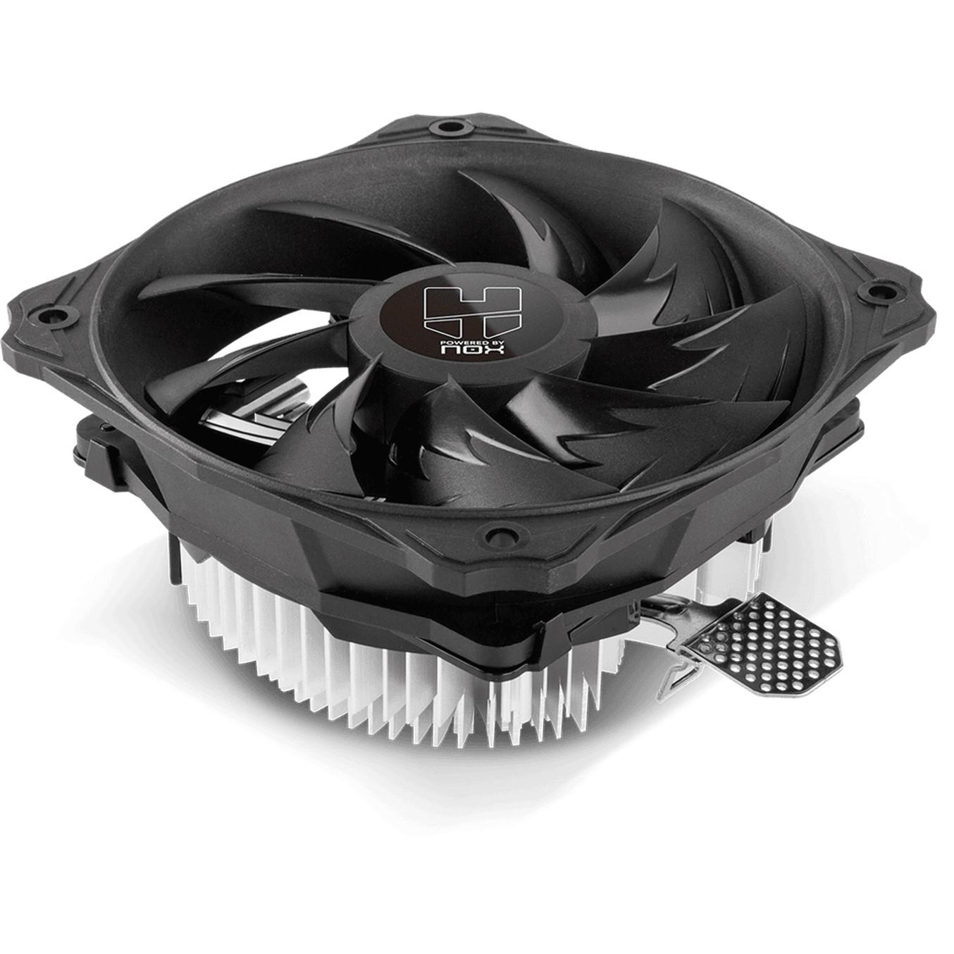 VENTILADOR DISIPADOR CPU COMPACTO NOX HUMMER H-112
