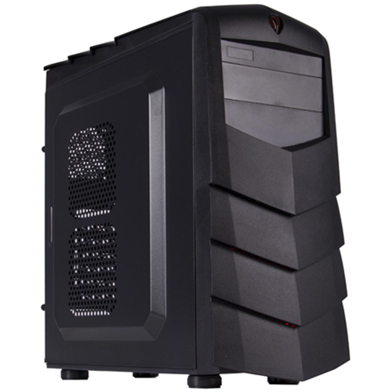 CAJA ORDENADOR ATX NEGRA PC GAMER BLACK LION PG1139