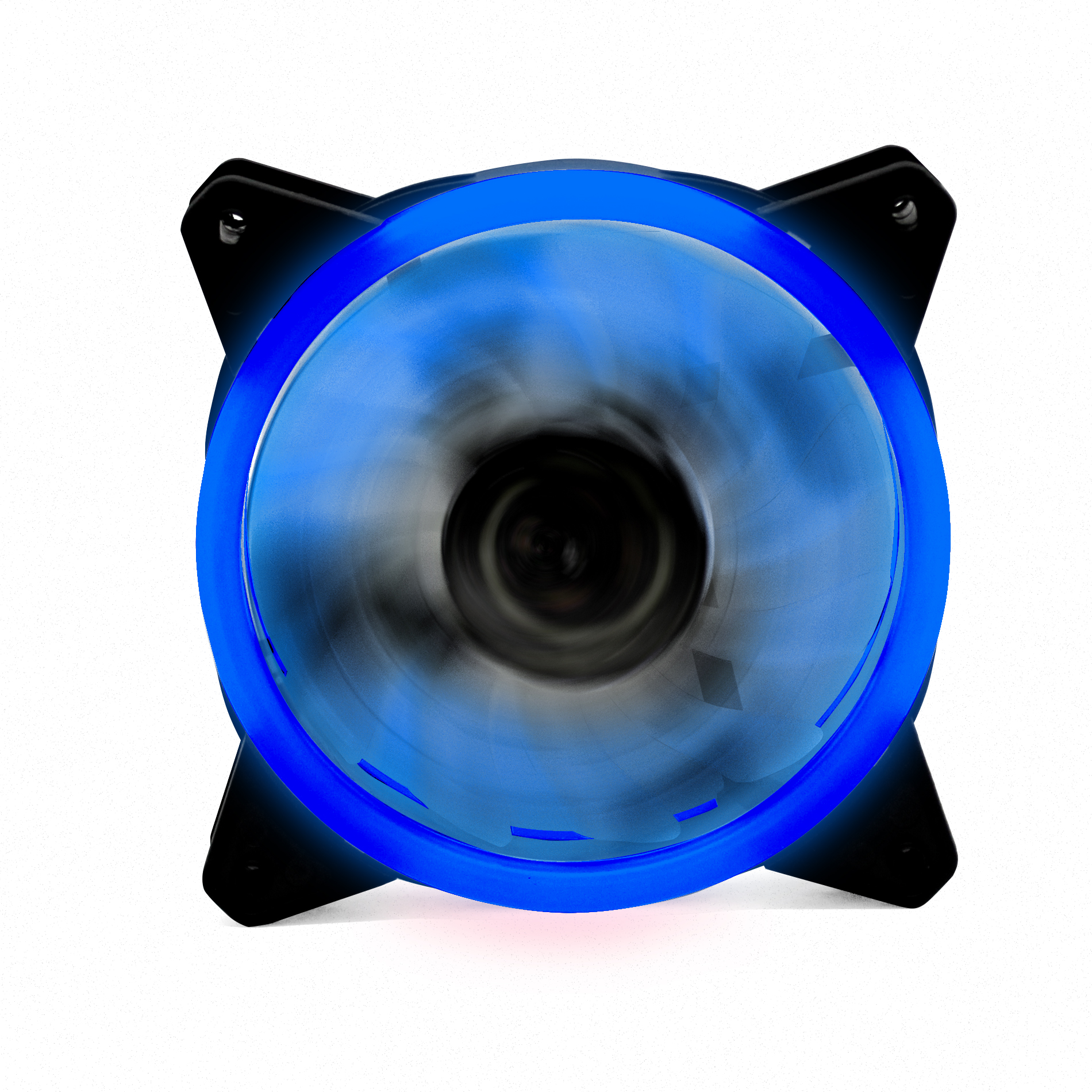 VENTILADOR PHOENIX LED AZUL GAMING 120MM DOBLE ANILLO