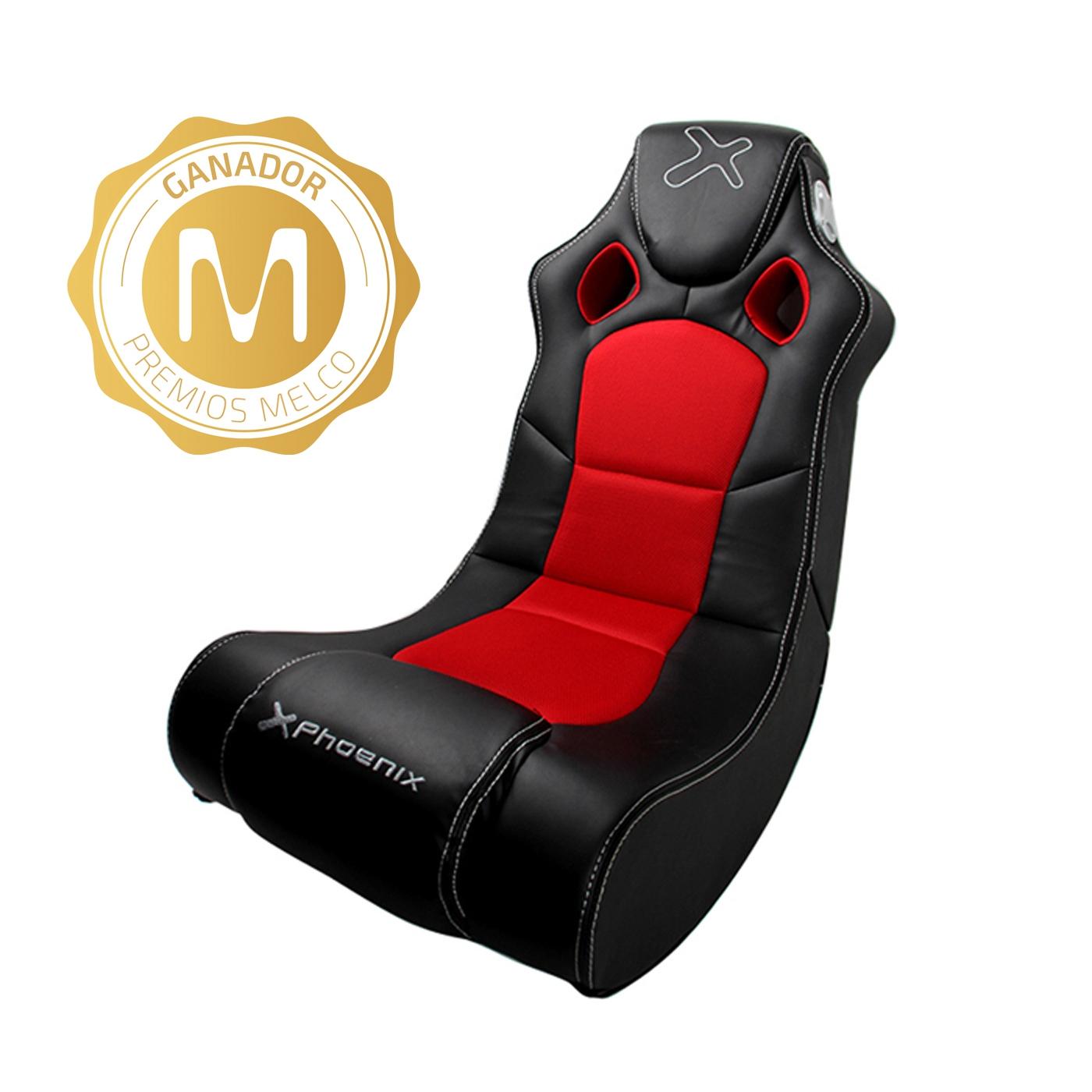 Sillon sofa phoenix gaming racer negro solicitud de for Precio de silla gamer