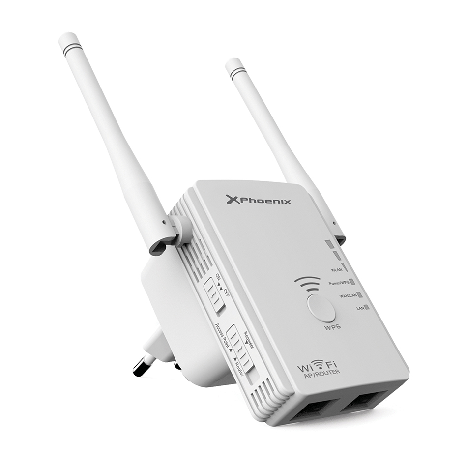 Repetidor / extensor de cobertura / router / punto