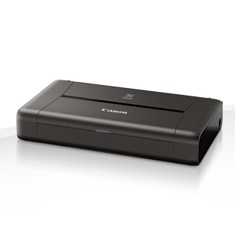 IMPRESORA CANON IP110 INYECCION COLOR PORTATIL PIXMA A4- 9PPM- 9600PPP- USB