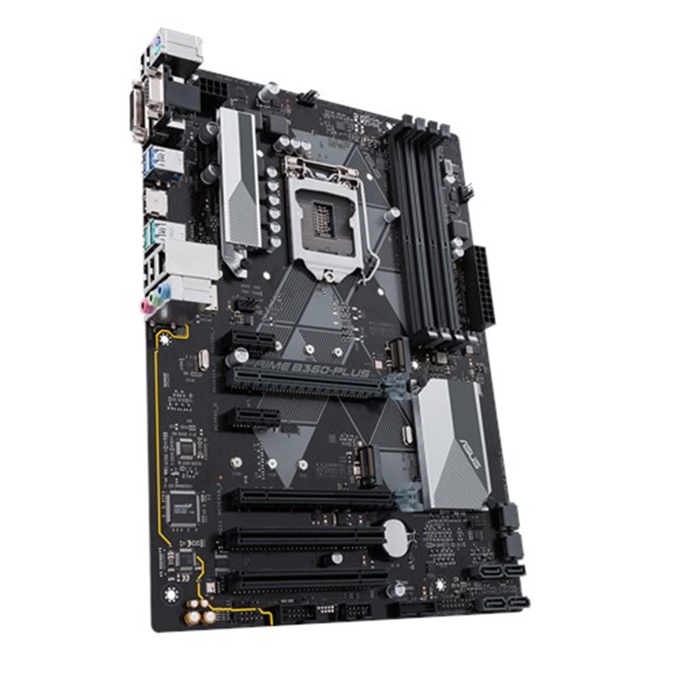 PLACA BASE ASUS INTEL PRIME B360-PLUS SOCKET 1151 DDR4
