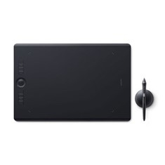 Wacom Intuos Pro Large - digitalizador - USB, Bluetooth - negro