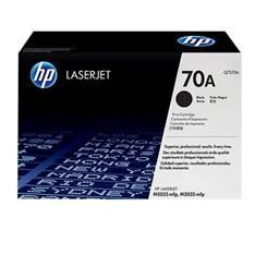 HP 70A - negro - original - LaserJet - cartucho de tóner (Q7570A)