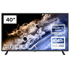 "TV RADIOLA 40"" FULL HD ANDROID /SMART TV/ HDMI / USB/ A+/"