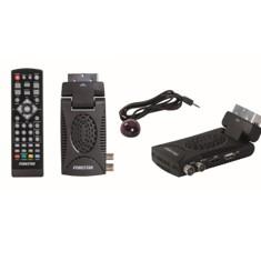 Receptor tdt bisagra dvb -t2 hd fonestar rdt-760hd/ usb /hdmi/ euroconector/ grabador / audio-video