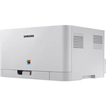 IMPRESORA SAMSUNG LASER COLOR SL-C430 A4- 18PPM MONOCROMO- 4PPM COLOR- 64MB- USB 2 0- 150 HOJAS
