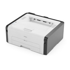 Impresora ricoh laser monocromo sp220nw a4/ 23ppm/ usb/ red/ wifi/ conectividad movil/ compatible con mac