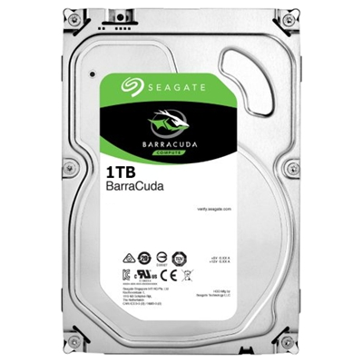 DISCO DURO INTERNO HDD SEAGATE ST1000DM010 1TB