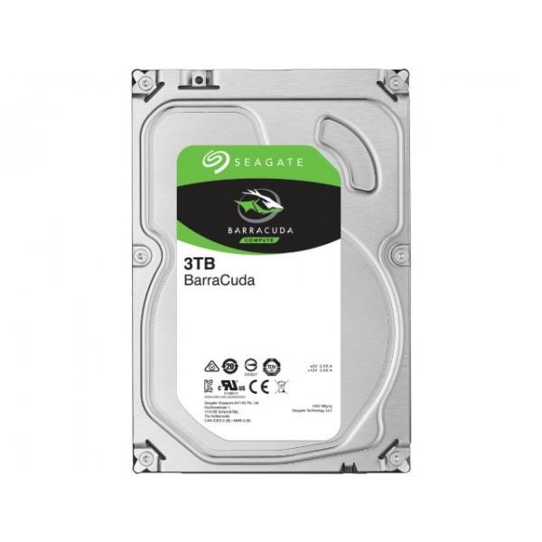 DISCO DURO INTERNO HDD SEAGATE ST3000DM008 3TB