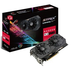 TARJETA GRAFICA ASUS AMD ROG STRIX-RX570-4G-GAMING 4GB