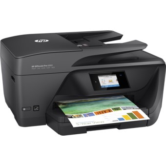 MULTIFUNCION HP INYECCION COLOR OFFICEJET PRO 6960 FAX- A4- 30PPM- USB- RED- WIFI- ADF